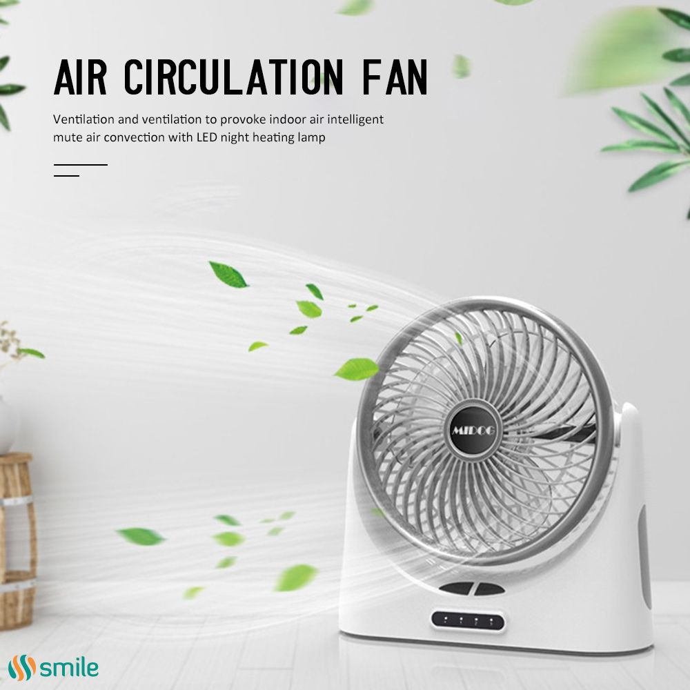 small Fan Usb Smiley Portable Mini Handheld Palm Water Cooling Air Conditioning Fan Student Small Fan Travel Outdoor Office Supplies