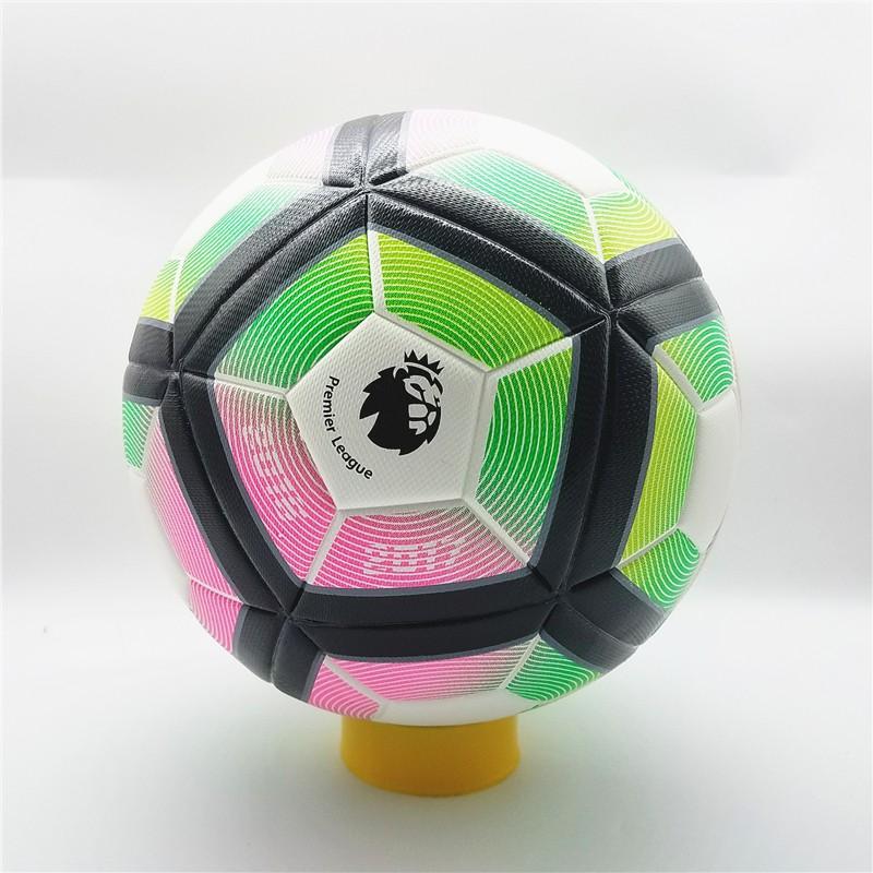 ฟุตบอล Premier League Official size 5 Football ball competition training durable s