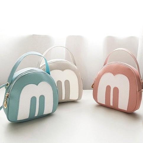 Shoulder Bag Ladies Casual Mickey Design Sling Bag 米奇包包 B00146