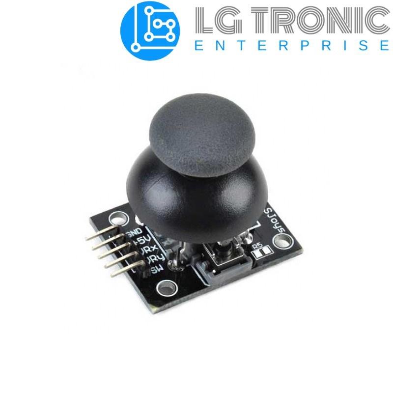 Arduino XYZ 3 Axis PS2 Analog Joystick Controller Module (5 Pin)