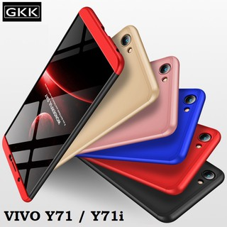 separation shoes 358b4 b9ed0 VIVO Y71 / Y71i 100% Original GKK 360 Protection Case