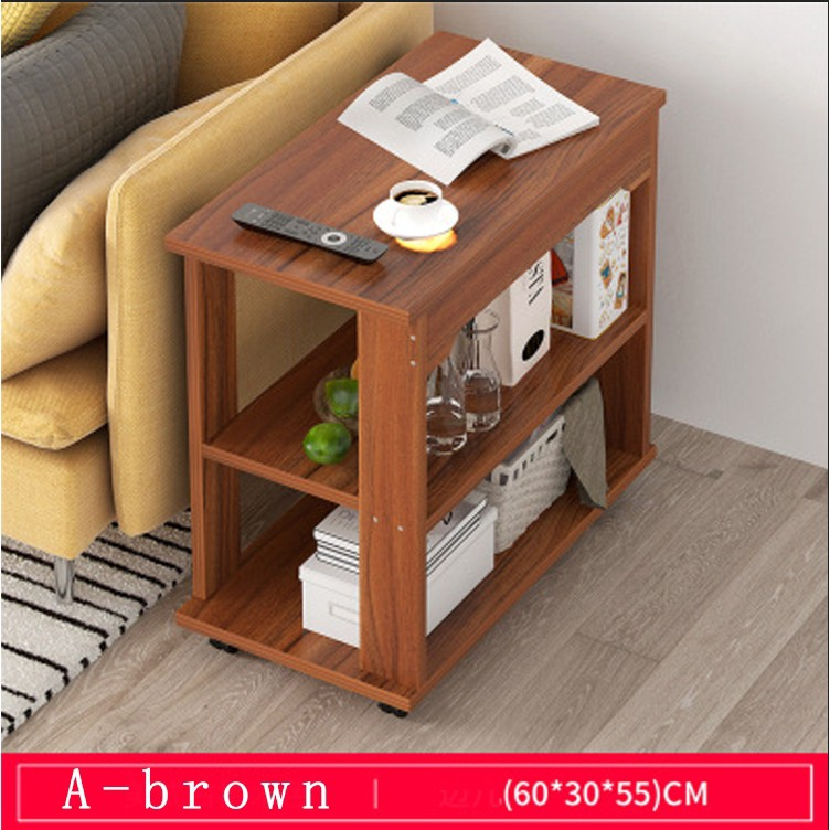 Sofa Side Cabinet Living Room Small, Small Side Tables For Living Room With Storage