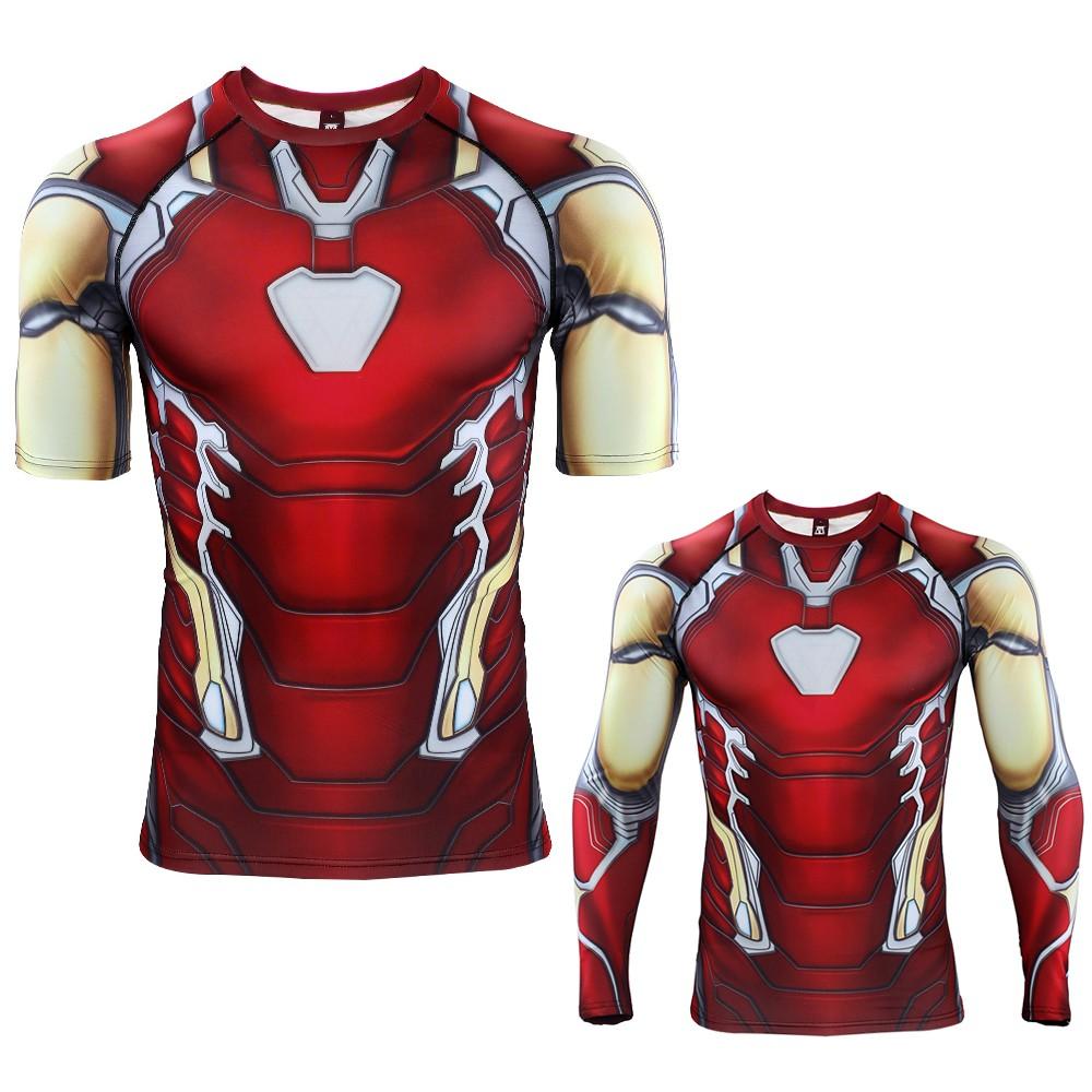 Iron Man T-Shirt The Avengers