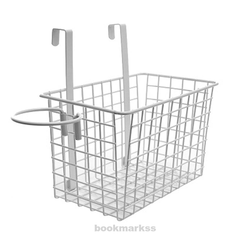 Kitchen Storage Organizer Basket Rack Table Wire Mesh Under Shelf Cabinet Rack