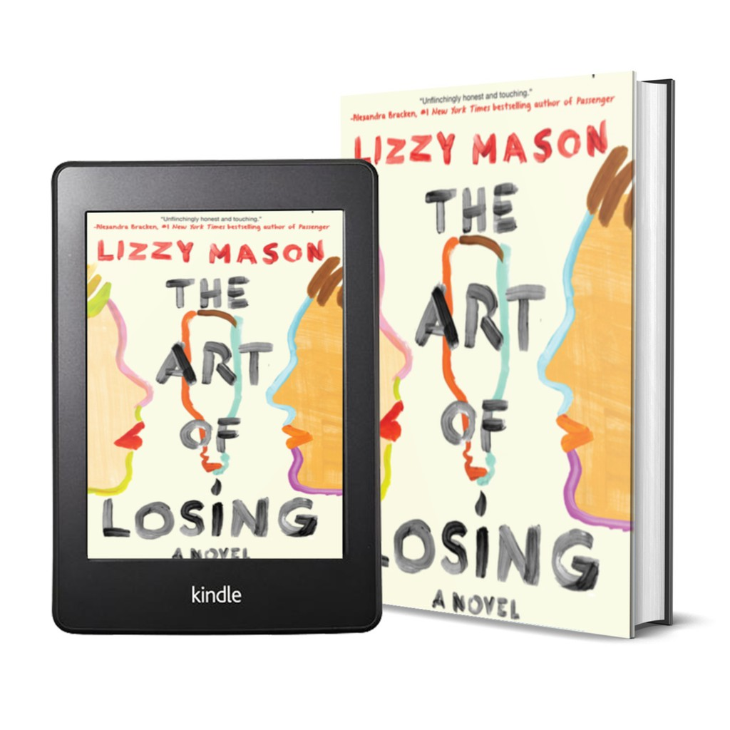 Ebook The Art Of Losing By Lizzy Mason Shopee Malaysia