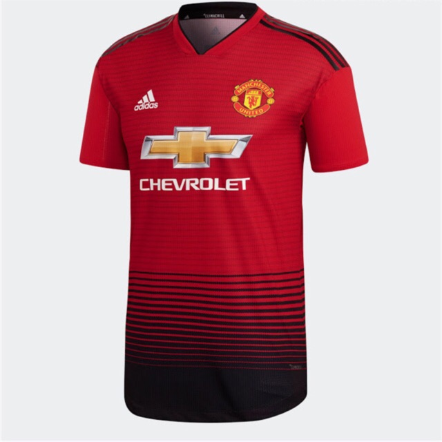 new arrival 6eecd 08425 READY STOCK 🔥 MANCHESTER UNITED HOME JERSEY FOOTBALL KIT 2018/19