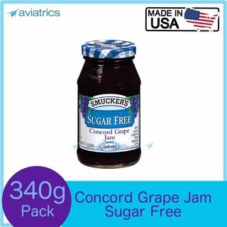Smuckers Strawberry Sugar Free Jam
