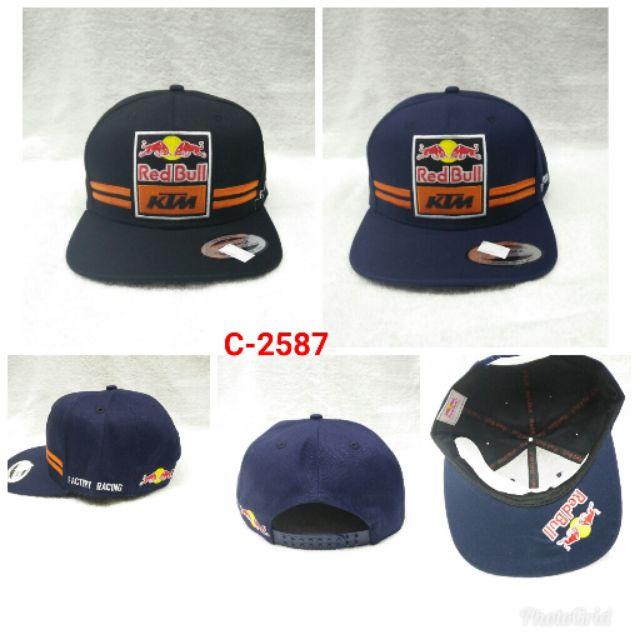 31e7fbbe3ab Red Bull X KTM SNAPBACK