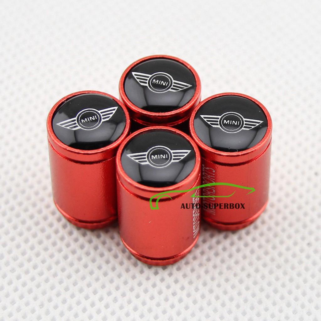 20mm Chrome Tyre Valve Alloy Wheel Dust Caps Stem Covers Mazda 626 MK5