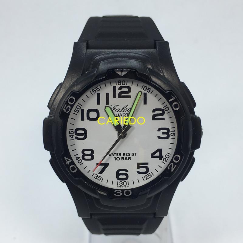 new style 373e8 cc3ac Japan Citizen Falcon CITIZEN QQQ596-851 student electronic watch