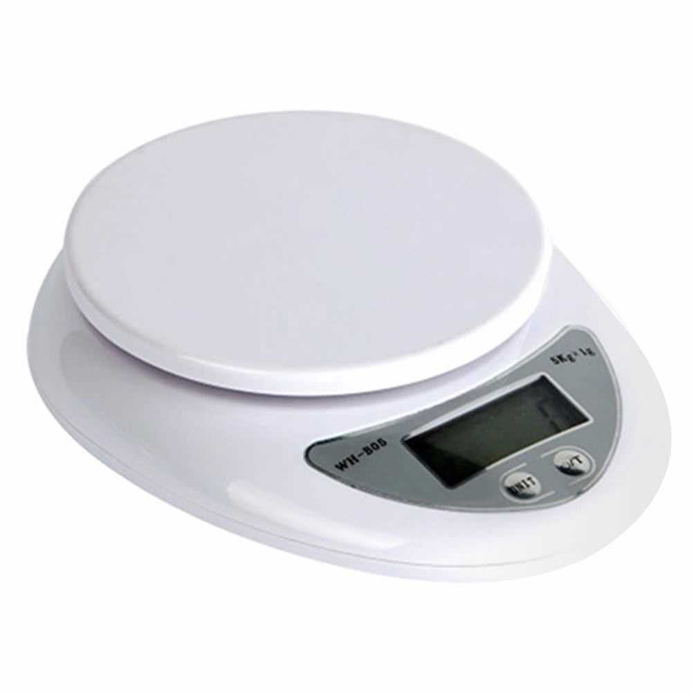 Mini Electronic Platform Scale for Kitchen Food Baking Diet Postal Weight Balance
