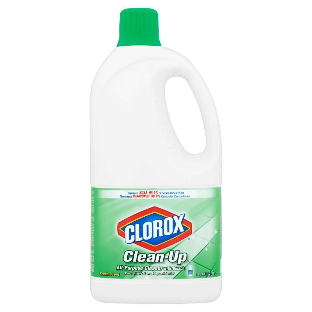 Clorox Clean-Up All-Purpose Cleaner with Bleach Fresh Scent (2L)