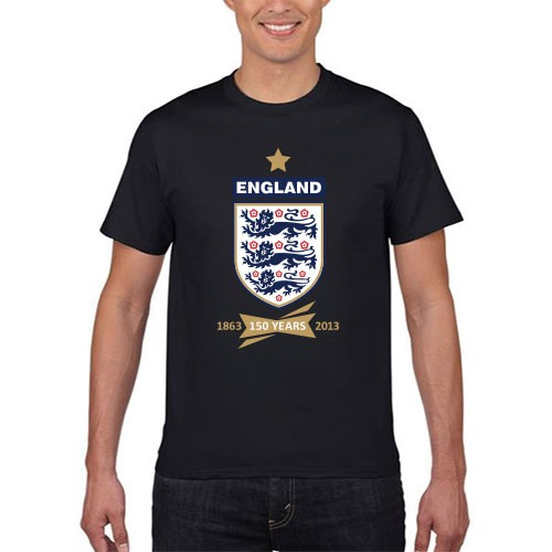 sale retailer f0b49 6955f England National Football Team Club T-Shirt CS-162