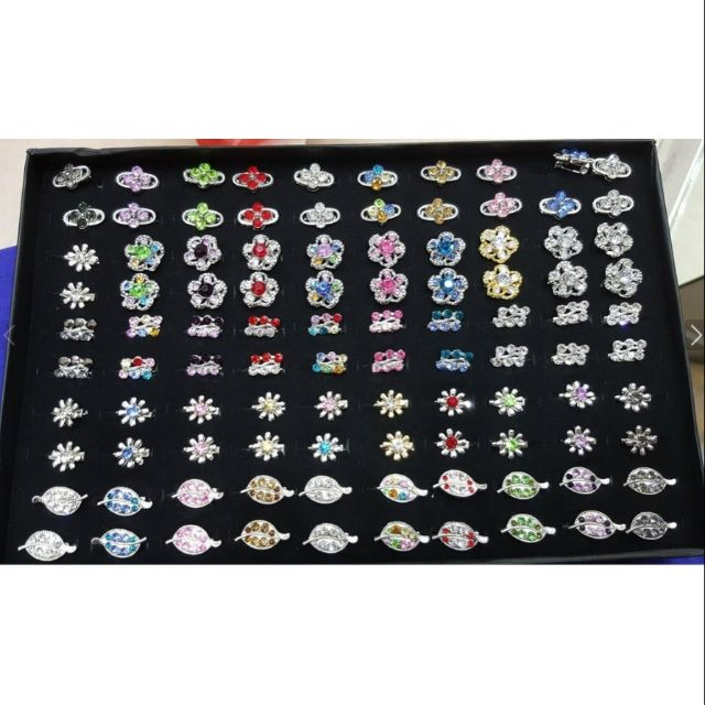 Baby Brooch/ Pin Tudung Kerongsang Mixed Design | Pin Tudung Tajam | Pin Tudung | Tudung Bawal | Brooch