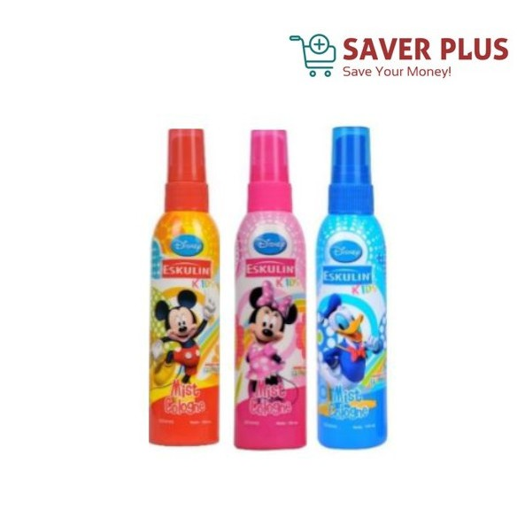 Eskulin Kids Disney Mist Cologne 100ml