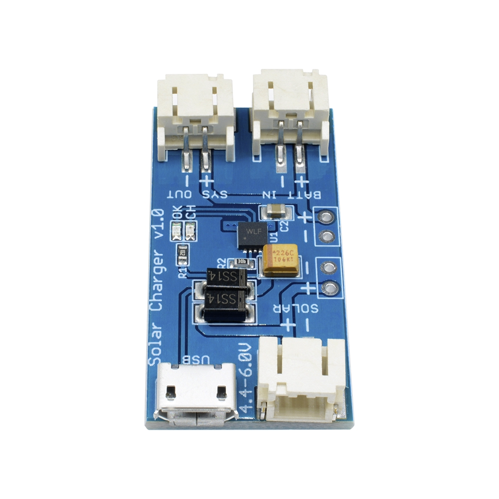 CN3065 Mini Solar Lipo Lithium Battery USB Charger Board Module DC4.4-6V 500mA