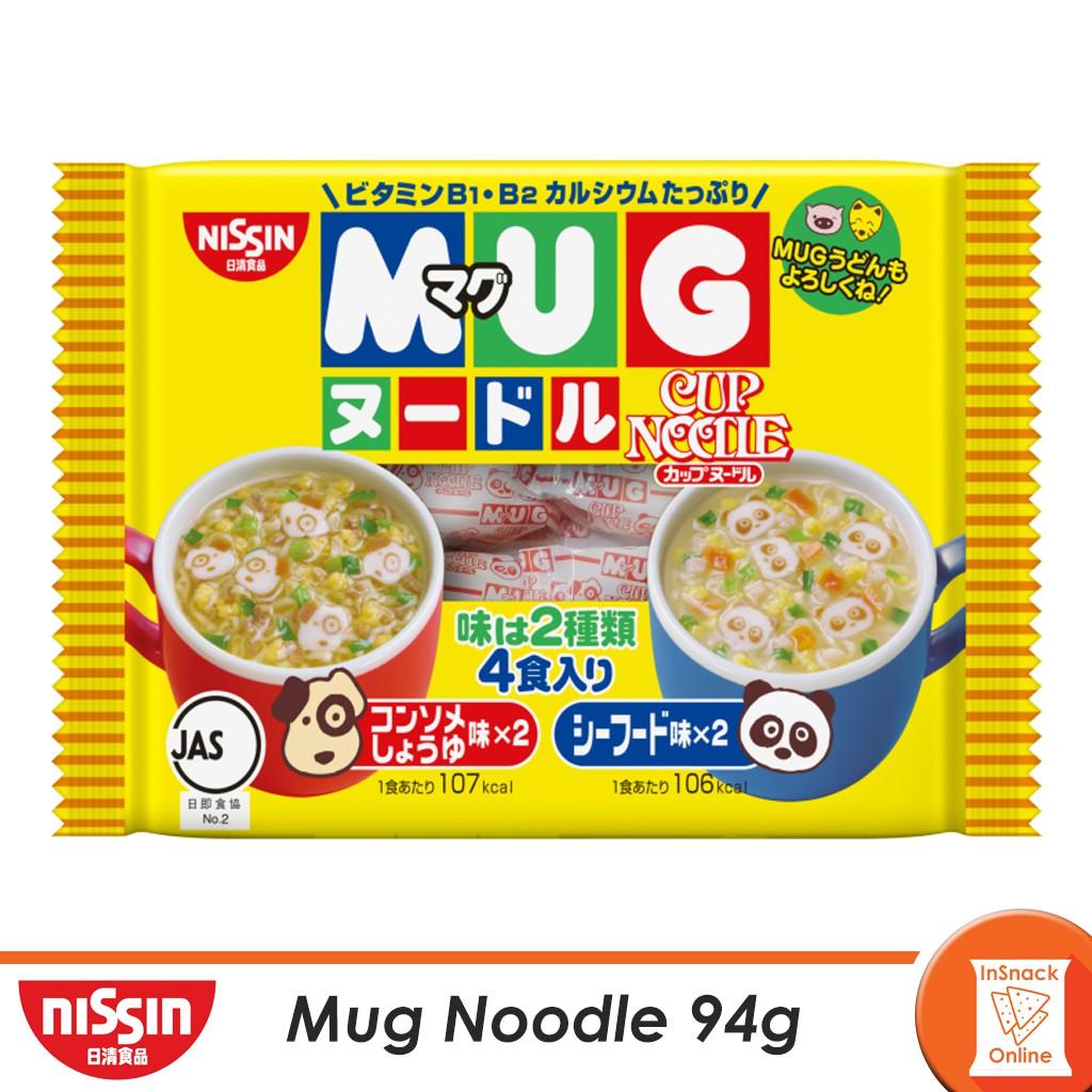 Japan Nissin Mug Noodle
