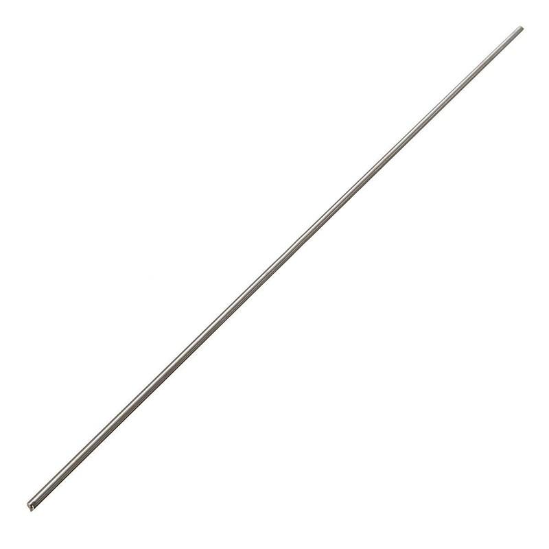 Length 50cm 1PC Grade 5 Gr.5 GR5 Titanium Ti Metal Rod Diameter 6 mm