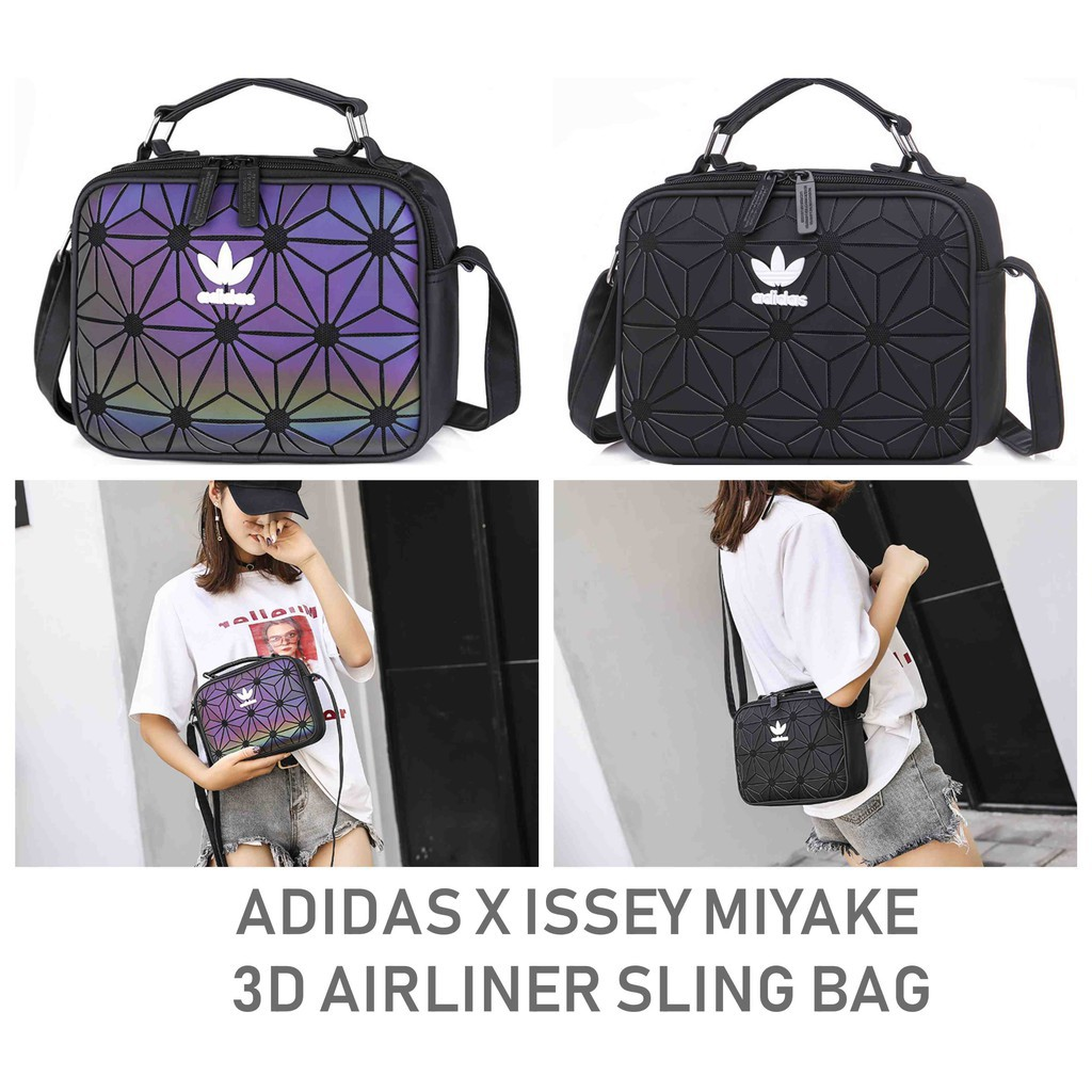 bc005c38f7 ADIDAS 3D MINI AIRLINER SLING BAG