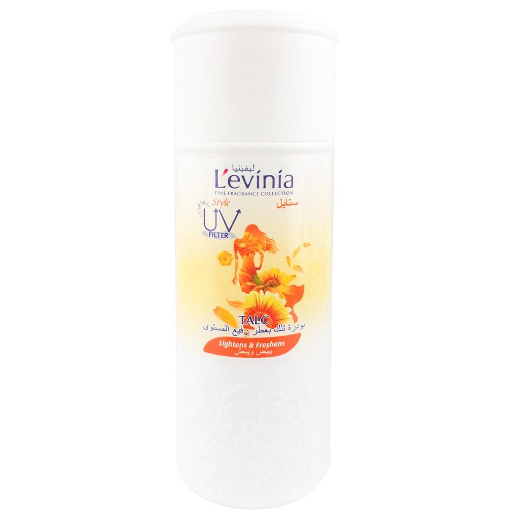 Levinia Fine Fragrance Talcum (50g) - Style