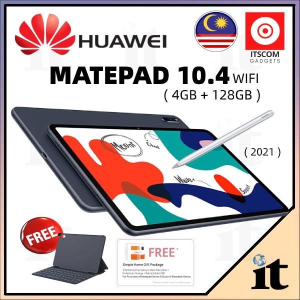 Huawei Matepad 10.4 inch 2K Display 4+128GB ( 2021 ) Lowest Price - 100% ORIGINAL HUAWEI WARRANTY - NEW ARRIVEL