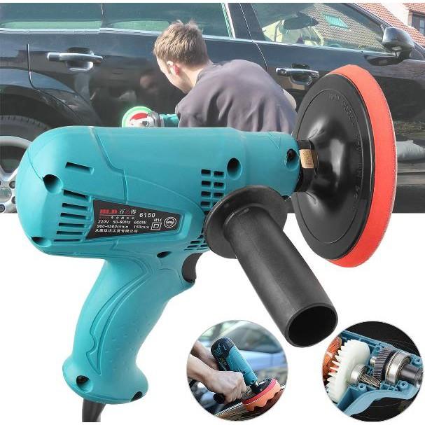 220V 800W Car Waxing Polishing Repair Tool //Electric Drill Machine 900-3500r//min