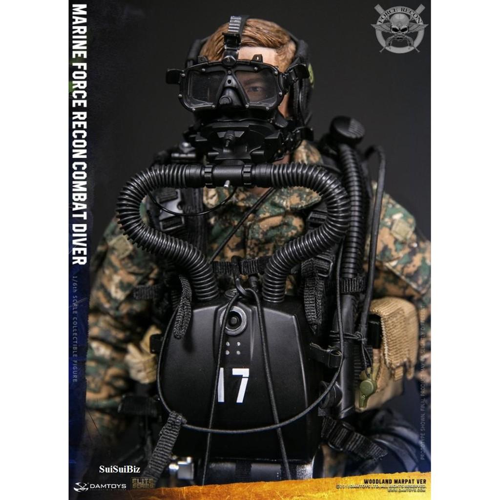"For 12/"" Action Figure Toys 1//6 Scale DAMTOYS DAM 78059 MVD Tee x 2pcs"