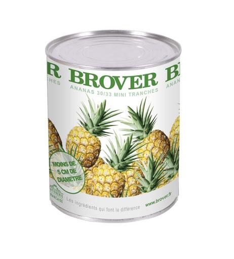 BROVER, Mini Pineapples