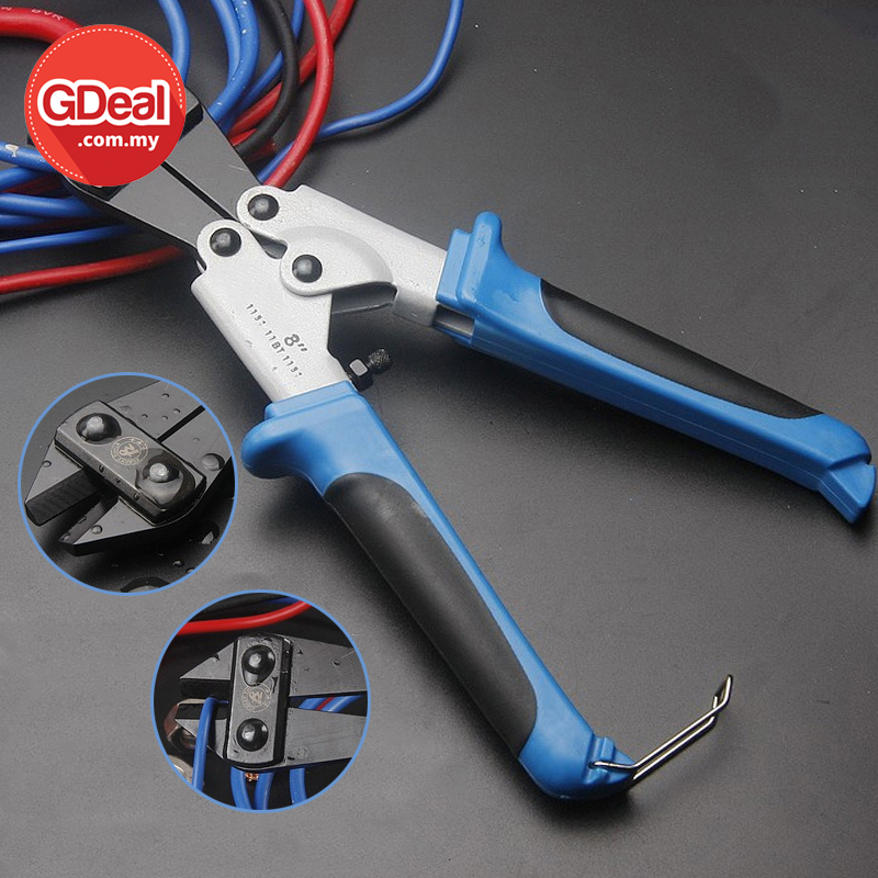 GDeal Home Living Manual Bolt Cutters Mini Chick Nosed Wire Pliers Hardware Cutting Tools