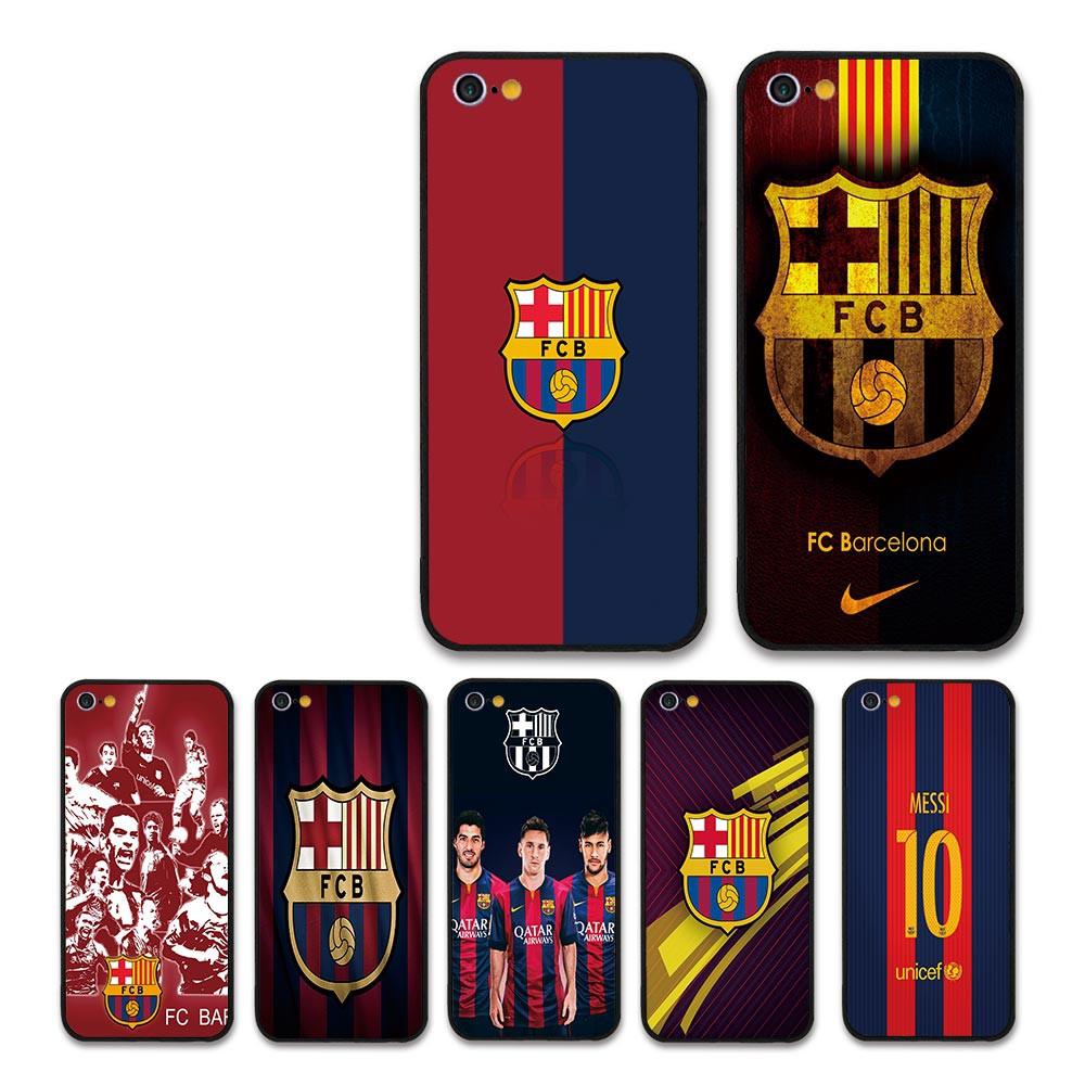470df563c Juventus European Football League Soccer Barcelona iPhone 6 7 8 X XR XS  Maxcase