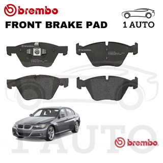 For Renault Clio MK2 1.6 With Wear Sensor Genuine Brembo Front Brake Pads Set