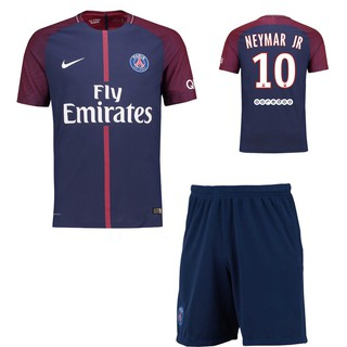 the latest 4418b 99029 In stock now] 2017/18 Men's PSG NEYMAR JR home kit jersey ...