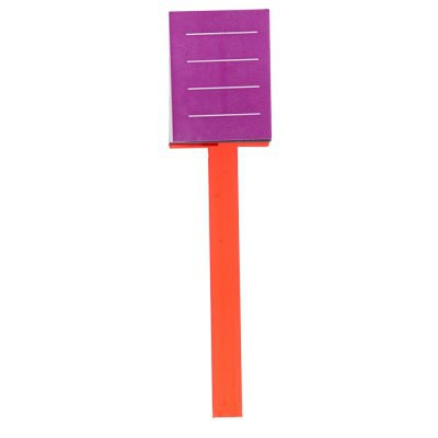 (CLEARANCE) Magnetic Magnet Rod Stick Board with Line Pattern for Magical Nail Polish