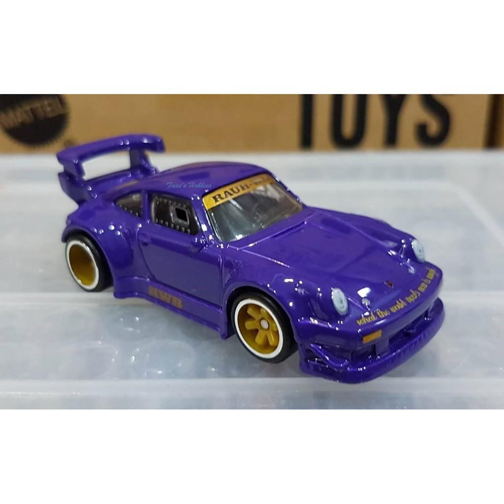 Hot Wheels Rwb Porsche 930 Loose Shopee Malaysia