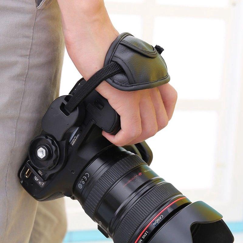 Sony Panasonic Nikon Olympus Digital DSLR SLR Camera FujiFilm CLOVER Quick Rapid Ultra Comfort Non-Slip Neoprene Single Shoulder Strap Lanyard for For Canon