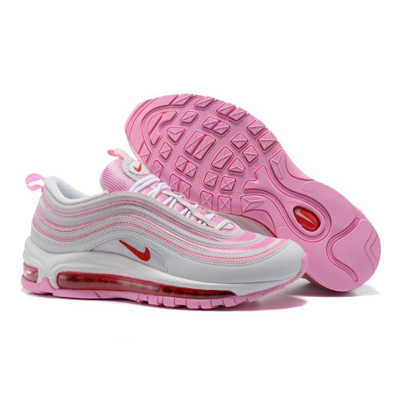 c1fcfa6b0d8 Nike Wmns Air Max 97 Ultra 17 Vast Grey Obsidian-Particle Rose ...