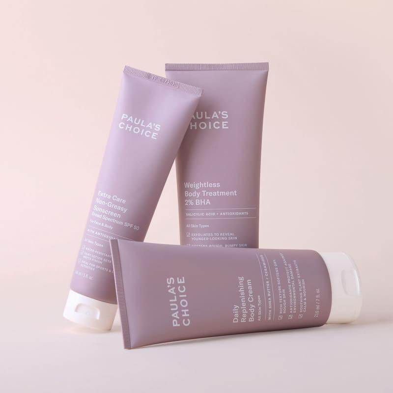 Ready stock】Paula's Choice RESIST WEIGHTLESS BODY WITH 2% BHA SALICYLIC ACID  Skin Revealing Body Lotion with 10% AHA | Shopee Malaysia