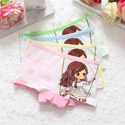 My Little Pony Dreams Girls 6 PK Braguitas