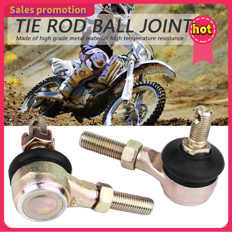 Pair Tie Rod Ball Joint for 70cc Joint ATV Quad
