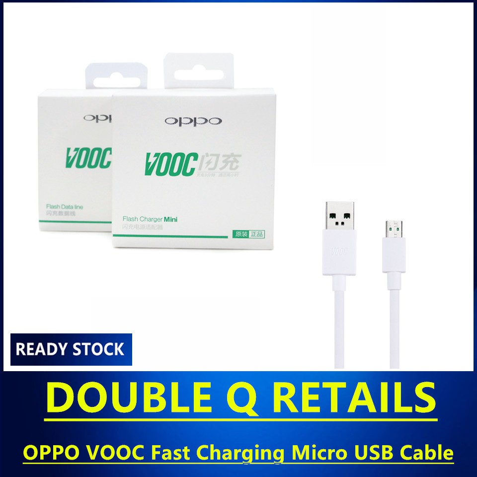 Hot Itemoppo Vooc Dl118 Micro Usb 7 Pin Charge Sync Cable Fast Kabel Data Oppo Charging Original 1m Shopee Malaysia