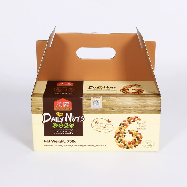 Wolong Daily Nuts A (Cranberry) 750g (25g x 30 packs)