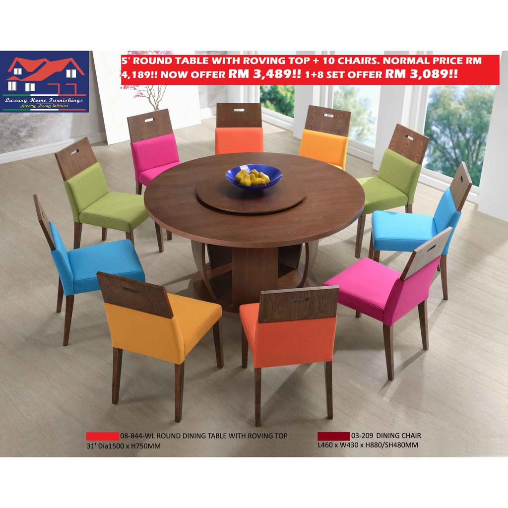 DINNING SET COLLECTIONS D
