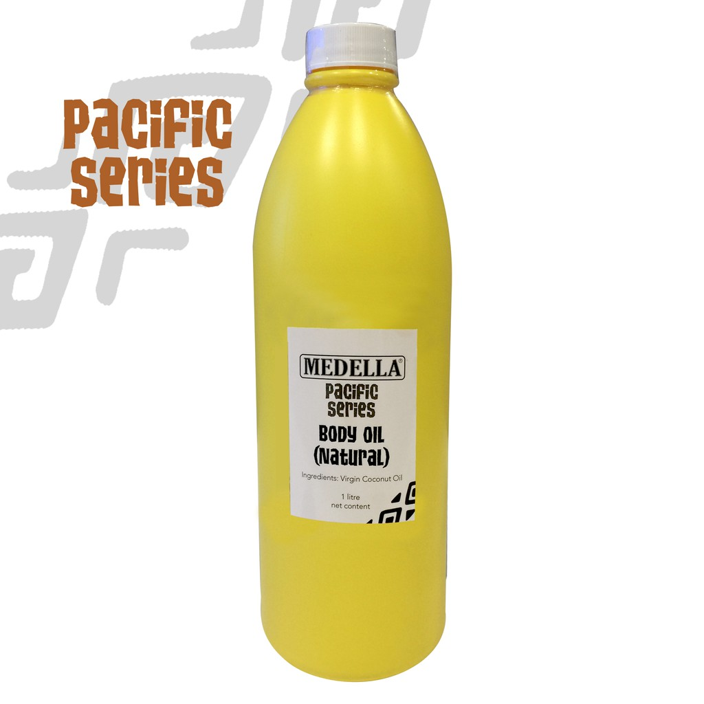 MEDELLA Pacific Series Body Oil (1L)