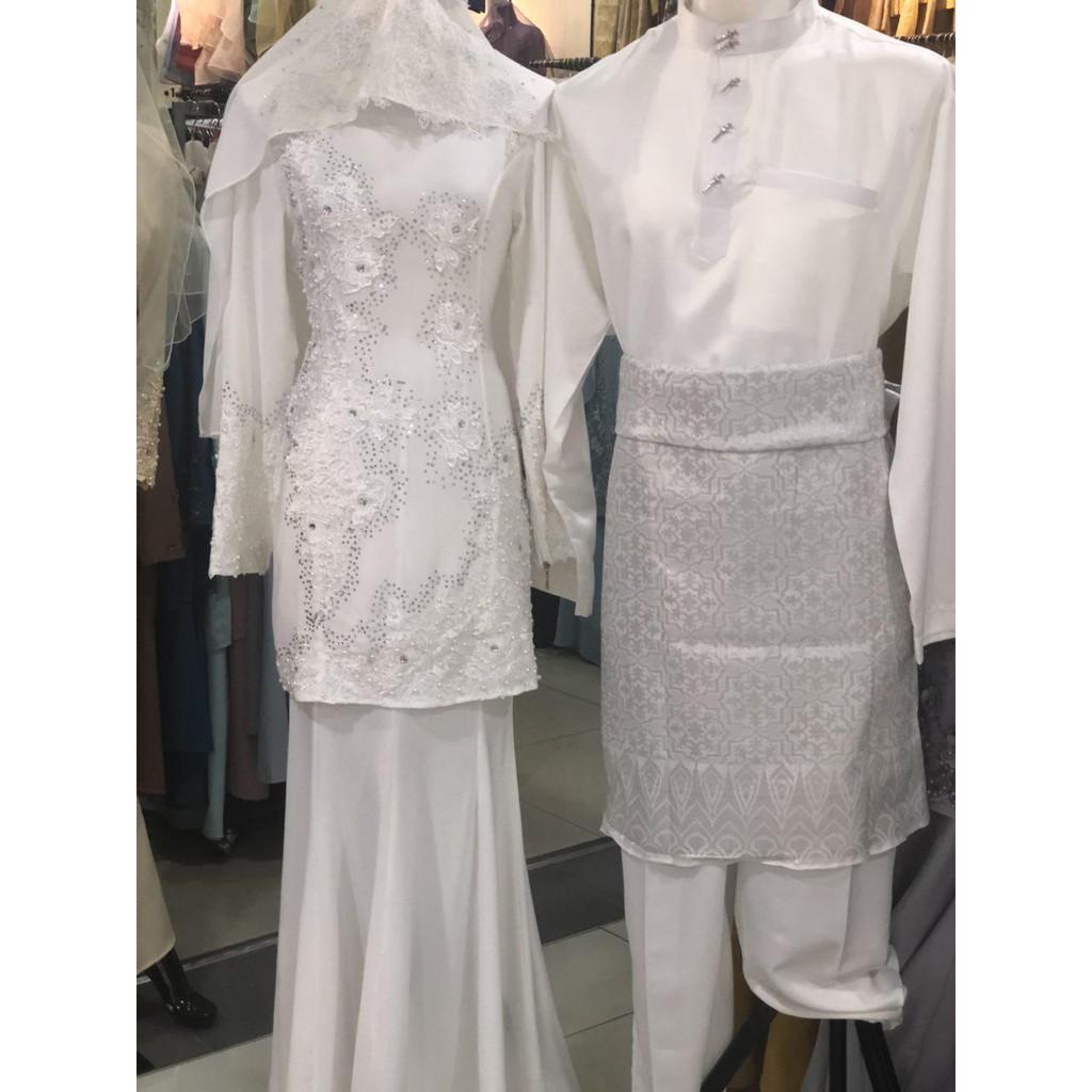 30 Trend Terbaru Baju Kurung Moden Lace Pengantin Ling Chia Ying