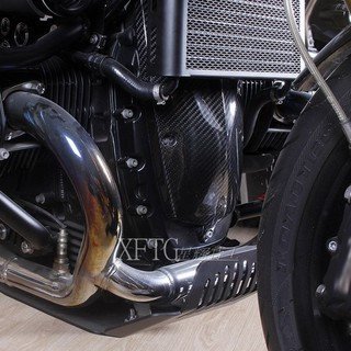 Honda CRF1000L African twin-cylinder motorcycle bumper