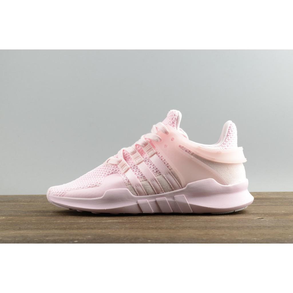 best service 3bebb ebdce orignal Adidas EQT Support ADV 93/17 all pink color women breathable sport  shoe