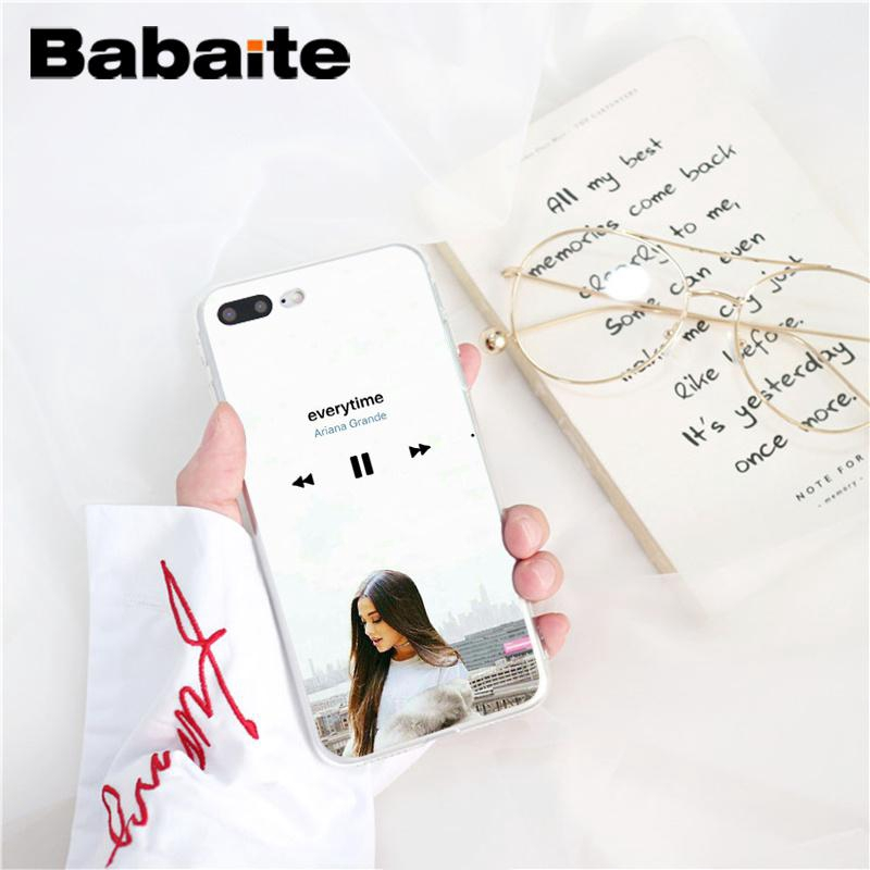 bfa8c952db9 ariana grande DIY Painted Accessories Iphone or Samsung Series Mobile Pouch  | Shopee Malaysia