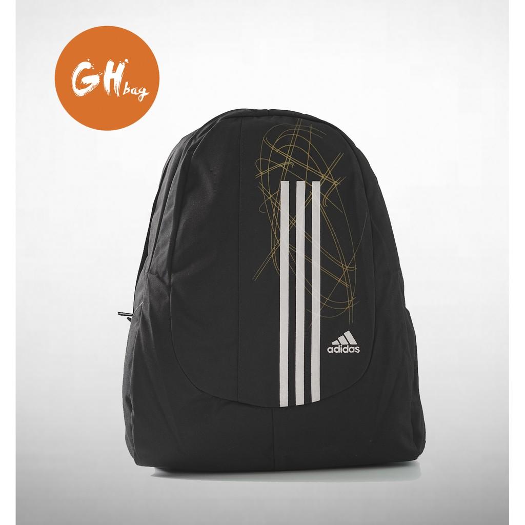 91d9894059 GH BAG Adidas 3 Stripes Backpack   School Bag   Travel Bag   Laptop ...