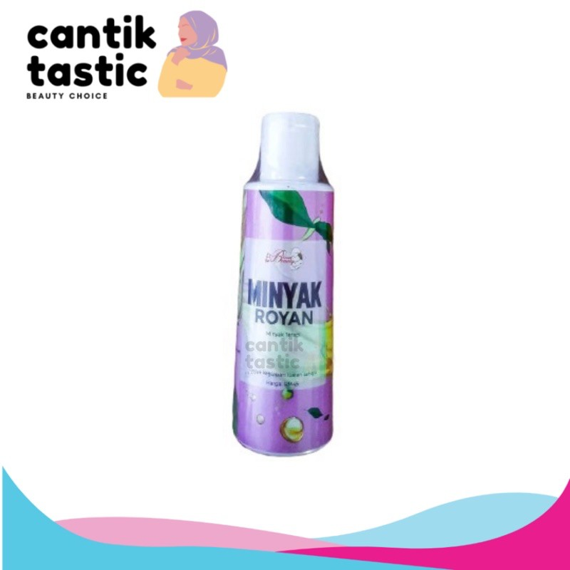 BBC Minyak Royan | Herbal Head Massage Oil (Pilis)