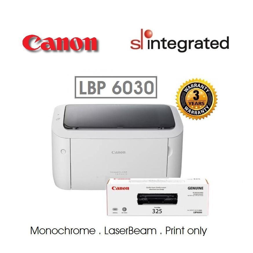 🔥HOT🔥Canon imageCLASS LBP6030 Mono Laser Printer